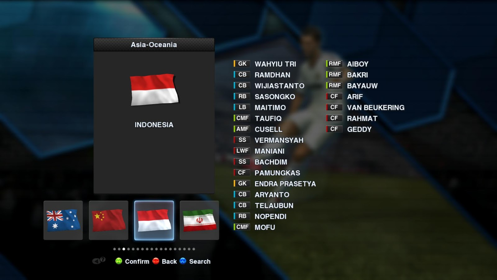 PES Edit 2013 patch 2.5 New